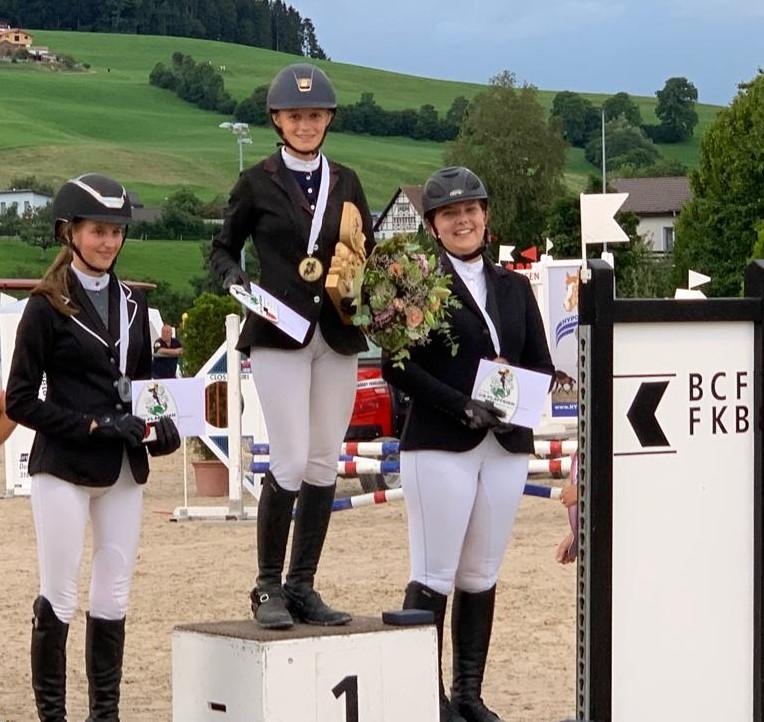Championnat Fribourg saut J&Y 2019
