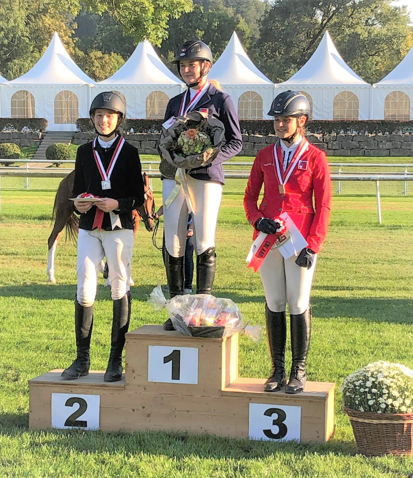 Ellen van Londen en or au Championnat Suisse CC